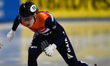 Λάρα Φαν Ρόιφεν: Δίνει μάχη για τη ζωή της η Ολυμπιονίκης του πατινάζ