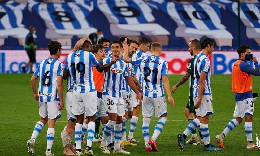La Liga: Ανατροπή για τη Ρεάλ Σοσιεδάδ και... Ευρώπη (highlights, βαθμολογία)