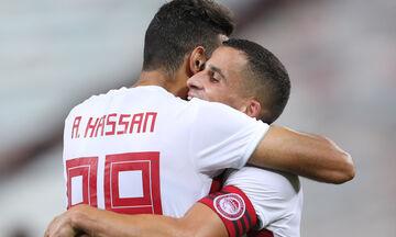 Κριτική παικτών Ολυμπιακού: «Τούρμπο» Ομάρ και «εκτελεστής» Χασάν