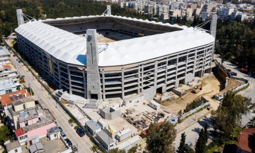 Η σύμβαση για τη χρηματοδοτική συμβολή της Περιφέρειας (20 εκ. ευρώ) για το γήπεδο της ΑΕΚ