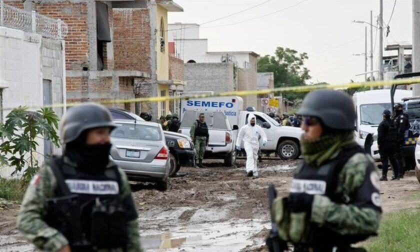 Μακελειό με 24 νεκρούς σε επίθεση ενόπλων σε κέντρο απεξάρτησης στο Μεξικό