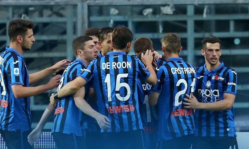 Serie A: «Υπέταξε» και τη Νάπολι η Αταλάντα και βλέπει... σεντόνι! (βαθμολογία)