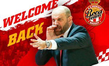 Ο Μίτροβιτς επέστρεψε στη Μονακό μετά τη Βιλερμπάν