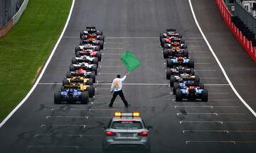 Grand Prix Αυστρίας: Επιστρέφει στη δράση η Formula 1 - Το τηλεοπτικό πρόγραμμα