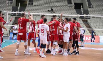 Φοίνικας Σύρου - Ολυμπιακός 0-3: Ηρέμησε και ισοφάρισε...