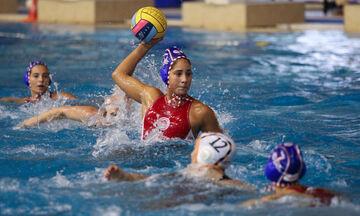 Νηρέας Χαλανδρίου - Ολυμπιακός 8-17: Άνετα και ωραία