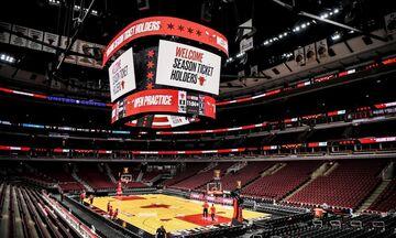 NBA: Σε ξεχωριστή «φούσκα» στο Σικάγο οι 8 ομάδες που δεν πάνε Ορλάντο!