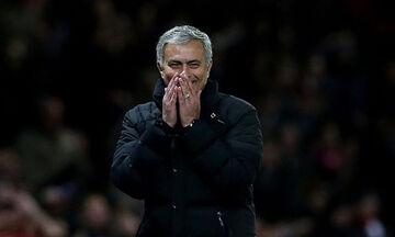 Μουρίνιο: «Ο διαιτητής τώρα είναι στο γραφείο του»