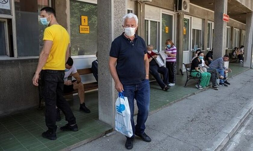 Κορονοϊός: Σε κατάσταση έκτακτης ανάγκης το Βελιγράδι