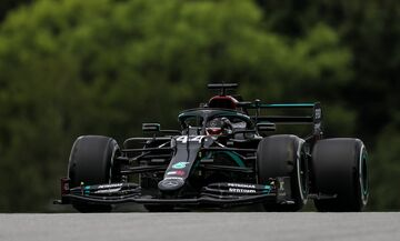 Grand Prix Αυστρίας: Κυριαρχία της Mercedes στην πρώτη ημέρα των δοκιμαστικών