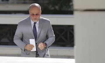 Συναντήθηκε με Λάκοβιτς ο Αλαφούζος δύο ώρες πριν καταθέσει στην Επιτροπή Δεοντολογίας της ΕΠΟ