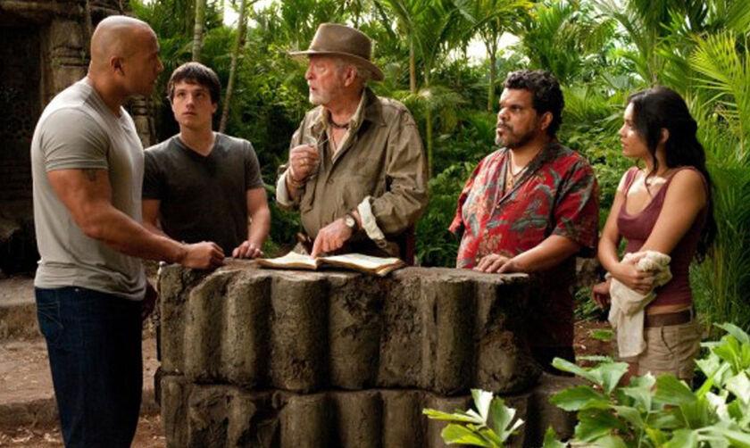 Ταινίες στην τηλεόραση (4/7): Ταξίδι 2: Το μυστηριώδες νησί, Μπάτσος διαμάντι