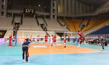 LIVE Blog: Ολυμπιακός - Φοίνικας Σύρου (17:15)