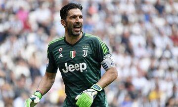 Ο Μπουφόν έγραψε ιστορία καθώς έγινε ο πρώτος σε συμμετοχές στην Serie A