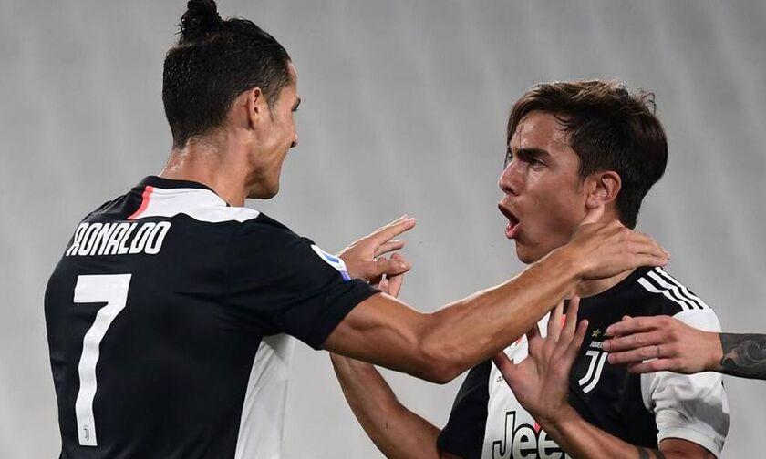 Serie A: «Αφεντικό» στο Τορίνο η Γιουβέντους, με ρεκόρ Μπουφόν - Ρονάλντο (αποτελέσματα, βαθμολογία)