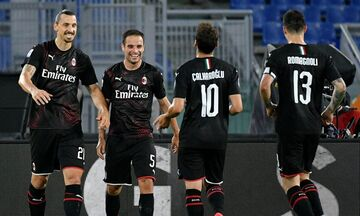 Serie A: «Δώρο» στη Γιουβέντους η Μίλαν, 0-3 τη Λάτσιο! (vid)