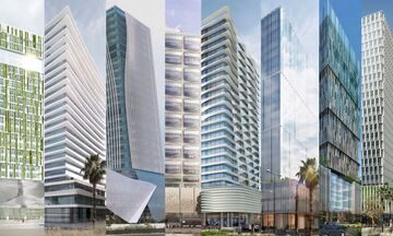 Πύργος Πειραιά: Έτσι θα γίνει - Τα οκτώ υποψήφια σχέδια και η τελική επιλογή (pics)