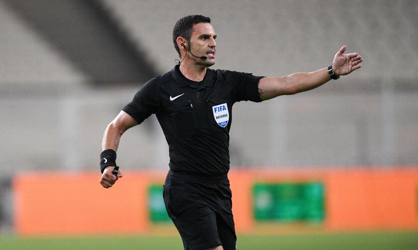 Παναθηναϊκός - Ολυμπιακός 0-0: Τι είπε ο Βαρούχας για τη διαιτησία του Κομίνη (vid)
