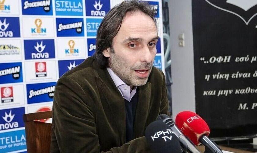 Ο Ηλίας Πουρσανίδης ευχαρίστησε τον Ολυμπιακό!
