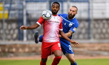 Λαμία - Ξάνθη 0-0: Κουράστηκε και η... μπάλα στη Λαμία (highlights)