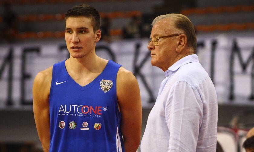 Μπογκντάνοβιτς: «Είπα στον Κοκόσκοφ πως θα φτιάξει τρομερή ομάδα στη Φενέρμπαχτσε»