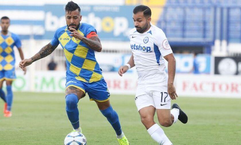 Ατρόμητος-Παναιτωλικός: Τα γκολ που διαμόρφωσαν το 1-1 μέχρι τώρα στο Περιστέρι (vids)