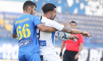 Ατρόμητος - Παναιτωλικός 2-2: Πόντος-χρυσάφι στο Περιστέρι (highlights)