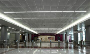 Μετρό Πειραιά: Άνοιξαν οι σταθμοί «Αγ. Βαρβάρα», «Κορυδαλλός», «Νίκαια»