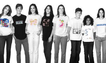 Μαζί για το παιδί: Συλλεκτικά t-shirts για καλό σκοπό!