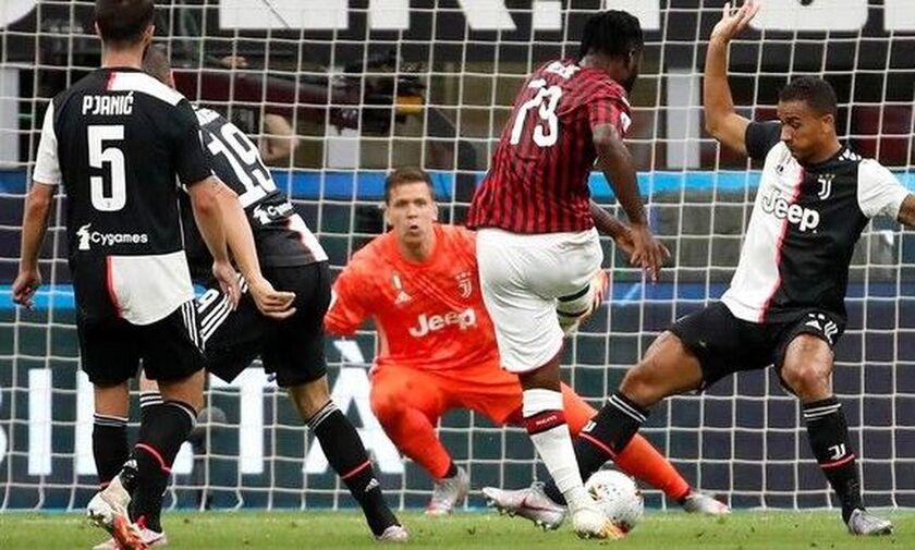 Serie A: Το Μίλαν - Γιουβέντους 0-2 έγινε σε 14 λεπτά 4-2! (αποτελέσματα, βαθμολογία)