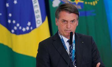 Θετικός στον κορονοϊό ο πρόεδρος της Βραζιλίας, Μπολσονάρο