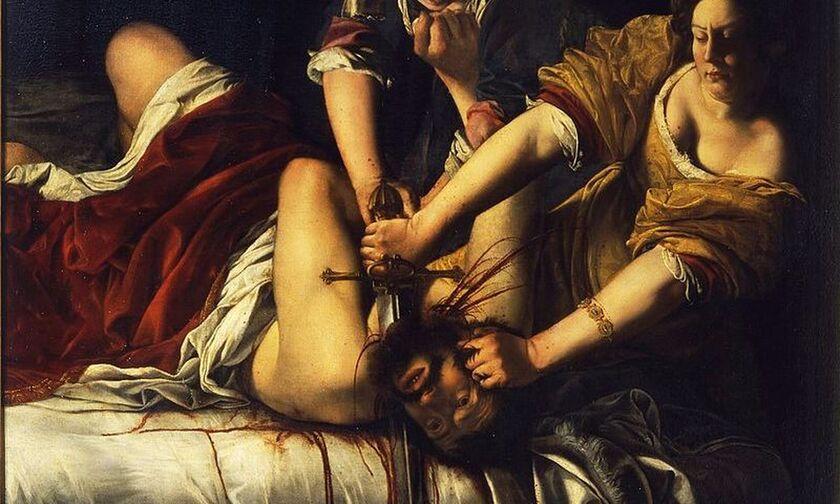 Αρτεμίζια Τζεντιλέσκι: Η ζωγράφος που εκδικήθηκε για τον βιασμό της με έναν βιβλικό πίνακα