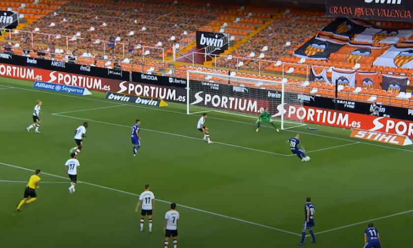 La Liga: «Κόλλησε» στο Βίγκο η Ατλέτικο Μαδρίτης (vid)