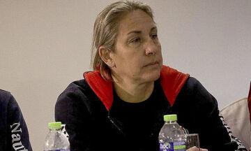 H προπονήτρια της Βουλιαγμένης Αλεξία Καμμένου έδωσε συγχαρητήρια στον Ολυμπιακό!