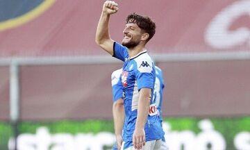 Serie A: Ασταμάτητη η Νάπολι, πέρασε τη Μίλαν (αποτελέσματα, βαθμολογία)