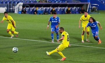 La Liga: Διπλό για τα αστέρια η Βιγιαρεάλ (highlights)