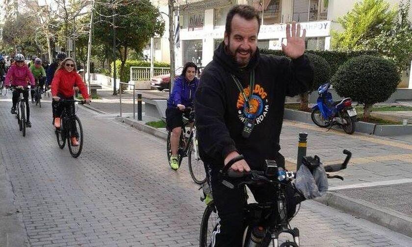 Ποδήλατο: Βόλτα στην Αθήνα με τον Κώστα Βλασσόπουλο της BIKE FUN