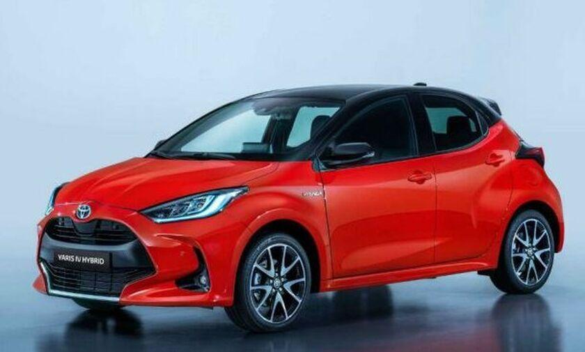 Οι τιμές του νέου Toyota Yaris στην Ελλάδα