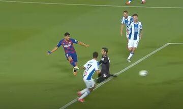 La Liga: Ο θάνατος της Εσπανιόλ, η ζωή της Μπαρτσελόνα (vid)