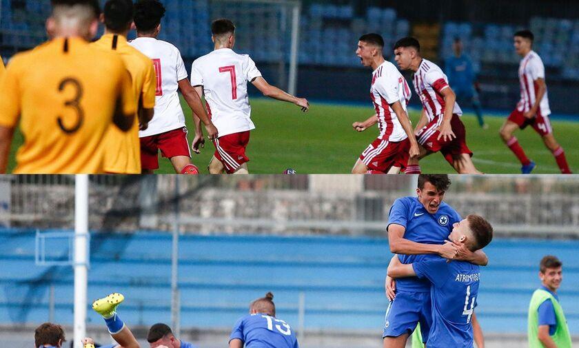 Τελικός Super League K15: Ολυμπιακός και Ατρόμητος για τον τίτλο!
