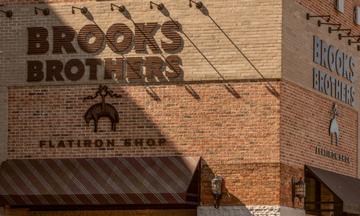Ο κορονοϊός χτύπησε τη Brooks Brothers - Κήρυξε πτώχευση