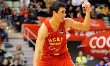 Λαρεντζάκης: «Ήταν όνειρο ζωής - Θέλω να αποδείξω πως δεν είμαι τυχαία στον Ολυμπιακό»