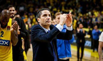 Μακάμπι: «Έχουν συμβόλαια Σφαιρόπουλος και οκτώ παίκτες»