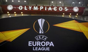 Κλήρωση Europa League: Ολυμπιακός και Γουλβς μαθαίνουν τον αντίπαλό τους στους «8»