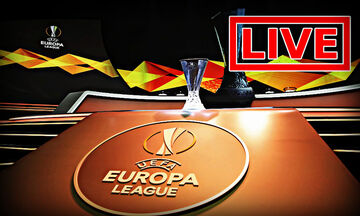LIVE: Η κλήρωση για τους «8» του Europa League με... Ολυμπιακό