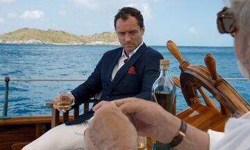 O Jude Law θα είναι ο νέος Captain Hook στο remake του Peter Pan