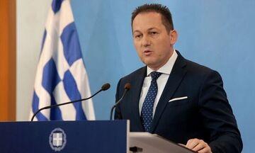 Πέτσας: Αυτά είναι τα νέα μέτρα για όσους έρχονται στην Ελλάδα