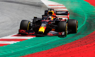 Grand Prix Στυρίας: Ταχύτερος στο FP2 o Φερστάπεν