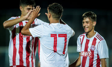 Live Streaming: Τελικός Super League K15: Ατρόμητος - Ολυμπιακός (19:00)
