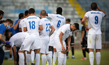Λαμία: Η αποστολή για το ματς με την ΑΕΛ